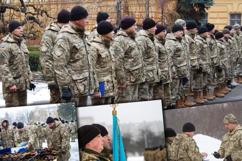 В оперативному командуванні «Захід» сформували окрему гірсько-штурмову бригаду