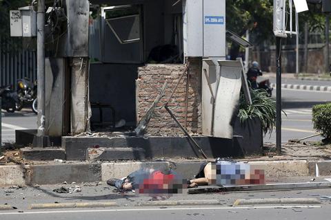 Терористи атакували столицю Індонезії