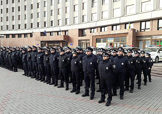 Франківців запрошують на службу у патрульну поліцію