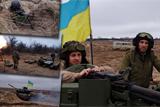 На Херсонщині військовослужбовці ЗСУ посилюють бойове злагодження підрозділів