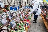 День Героїв Небесної Сотні у Києві: вшанування пам'яті та погроми банків