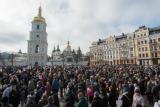 У Києві провели мітинг на підтримку патрульної поліції