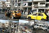 Подвійний теракт у Хомсі. Десятки загиблих