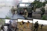 Львівські десантники продовжують вдосконалювати бойову підготовку в зоні АТО