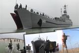 Підрозділи морської піхоти провели тактико-спеціальні навчання