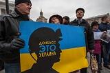 У Києві згадали про загиблих у Донецьку проукраїнських активістів