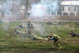 Біля Харкова проведено польове навчання із загонами територіальної оборони
