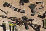 Бойовики ІД виклали в мережу фото ліквідованої російської ДРГ