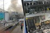 В аеропорту Брюсселя сталося два вибухи. Є загиблі та пораненні