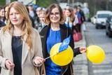 Київські студенти закликали Нідерланди підтримати асоціацію з Україною
