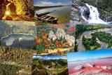 Найдивовижніші творіння природи на території України