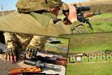 Снайпери морської піхоти вдосконалюють бойові навички