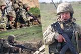 Українські десантники. Військові навчання в умовах максимально наближених до бойових