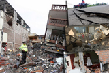 Наслідки потужного землетрусу в Еквадорі
