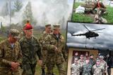 Голова Військового комітету НАТО відвідав навчальний Центр ВДВ