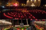 Ніч пам'яті у Славутичі до 30-х роковин Чорнобильської катастрофи