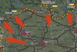 Донбас: напрямки можливих ударів ворога