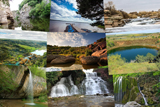 Невідомі водойми України: унікальні озера, водоспади, каньйони і затоки
