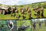 Курсанти-гвардійці вдосконалюють майстерність в польових умовах