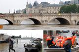 Північ Франції потерпає від повені