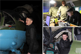 Надія Савченко з'їздила в зону проведення АТО