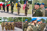 Литовсько-польсько-українська бригада розпочала участь у навчанні «Анаконда-2016»