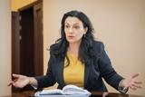 Іванна Климпуш-Цинцадзе: «Ми не сприймаємо аргументів країн, які намагаються порушити питання про скасування санкцій проти Росії»