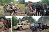 «Анаконда-2016». Багатонаціональні сили провели операцію з виявлення та нейтралізації бандформувань