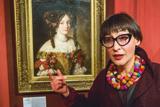 Олена Живкова: «Нині на в'їзді до українських міст бачиш рекламу горілки, а не шедеврів із місцевих музеїв»