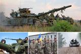 Навчальні збори резервістів на базі окремої танкової бригади