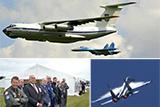 Українська військова авіація на міжнародному авіаційному показі «Skrydstrup — 2016»