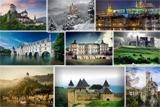 Замки Європи: епоха королів та лицарів