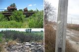 Околиці Луганська. «Плотницкий – ворьё» та розкрадені рештки заводу