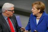 Меркель-Штайнмайєр: дует чи какофонія