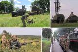 Командно-штабне навчання зенітних ракетних частин