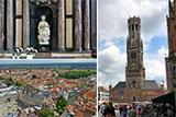 Брюгге – сучасне місто, що дихає Середньовіччям