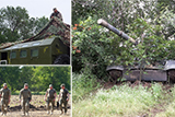 Українські десантники розпочали участь у командно-штабних навчаннях