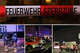 У німецькому місті Ансбах стався потужний вибух