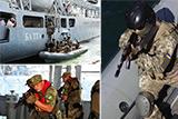 «Сі Бриз-2016». Українські військові моряки попрактикувалися у захопленні «судна-порушника»