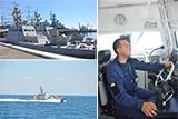 Українські моряки продовжують випробування малих броньованих артилерійських катерів