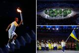 У Бразилії стартували XXIX літні Олімпійські ігри