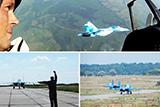 Українські льотчики відпрацювали пілотування в складі пари та знищення умовного ворога