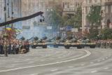 У Києві пройшов військовий парад до 25-ї річниці незалежності України