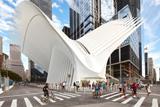 Oculus. Новий транспортний хаб у Нью-Йорку