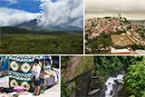 Еквадор. Біля вулкана, але серед своїх