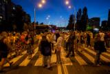 Активісти перекрили дорогу через скандальне будівництво на Героїв Дніпра в Києві