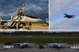 Українські ВПС. Польоти вдень і вночі в складних метеоумовах