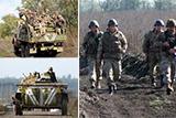 Поблизу села Петрівське українські військові відійшли на один кілометр від лінії зіткнення