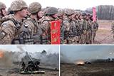 Українські артилеристи позмагались за звання кращого підрозділу