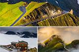 Гросглокнер - найкрасивіша високогірна дорога в світі